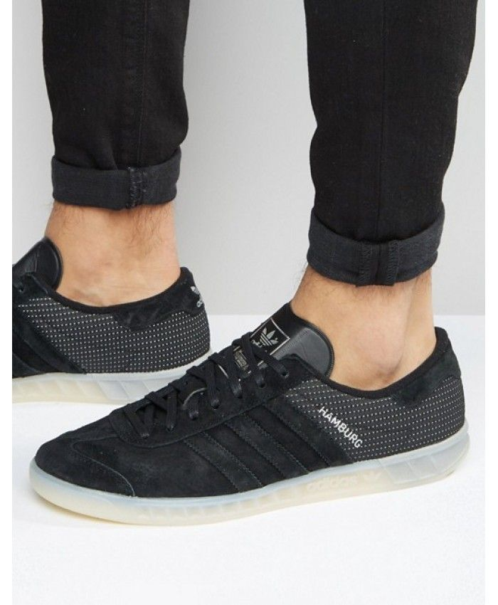 Adidas Hamburg All Black Trainers Sale Ting at købe i  Things to Buy in