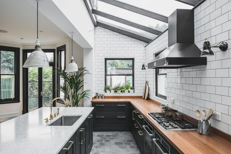 Kitchen Design Planning: What's Inspiring Me Right Now - Swoon Worthy
