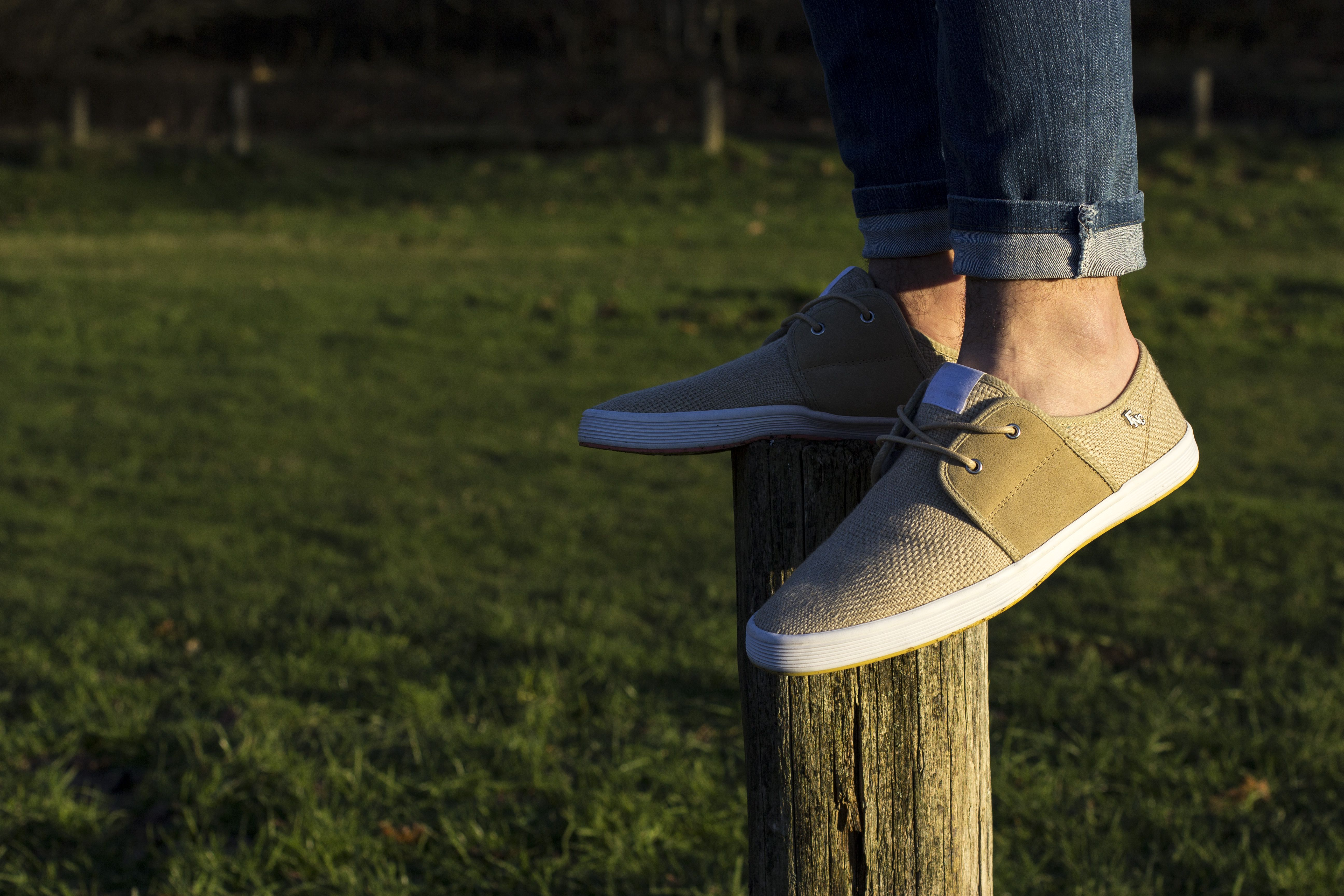 Fish n Chips. Weft Suede Natural. Lifestyle. Mens Shoes. Mens Sneakers. SS16. Buy Now: http://www.baselondon.com/spam-2-weft-suede-natural