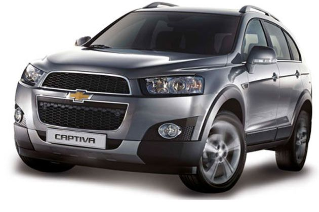 Carro Novo Chevrolet Captiva 2014 Chevrolet Captiva Chevrolet