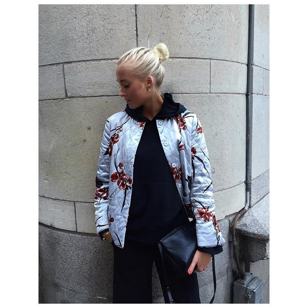 Ellen Claesson | Felice Dahl Style | Första Earrings