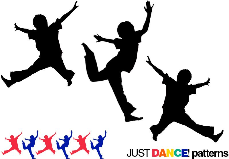 Music And Movement Clipart