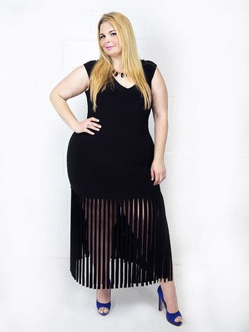 Revelation Dress By Joseph Ribkoff Plus Size Clothing