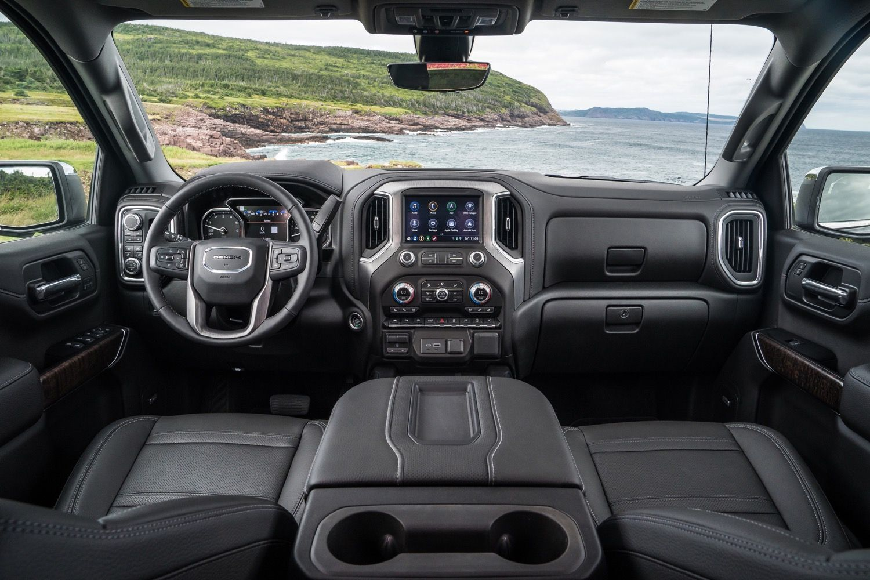 Best Of 2019 Gmc Denali 1500 Interior Colors And Description Di 2020