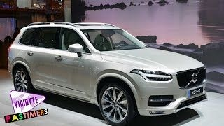 Youtube Volvo Xc90 Volvo 7 Seater Suv
