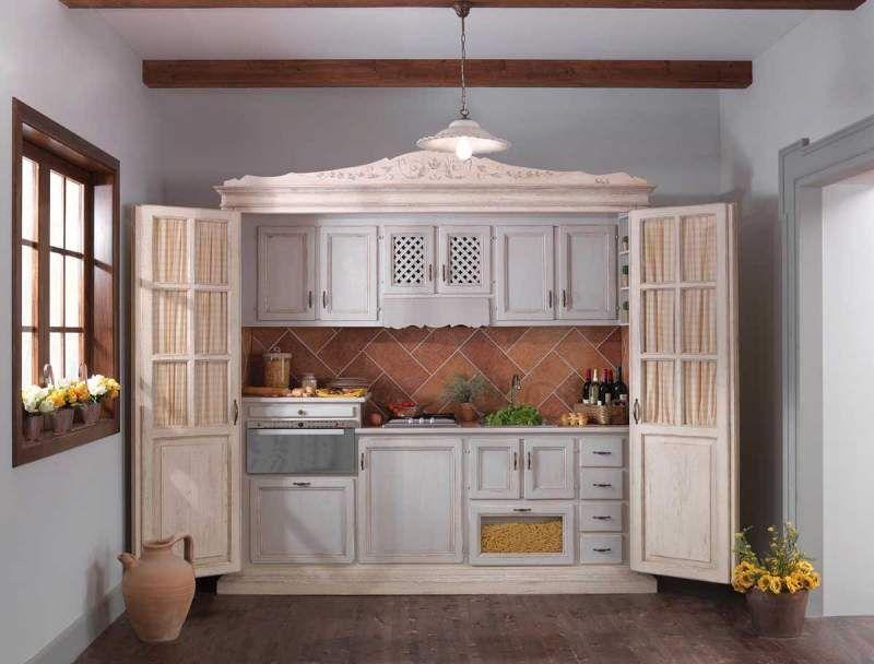 Awesome Cucine Armadio Monoblocco Contemporary - Ideas & Design ...