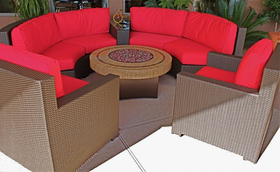 furniture inspiration first class outdoor sectional furniture rh pinterest com