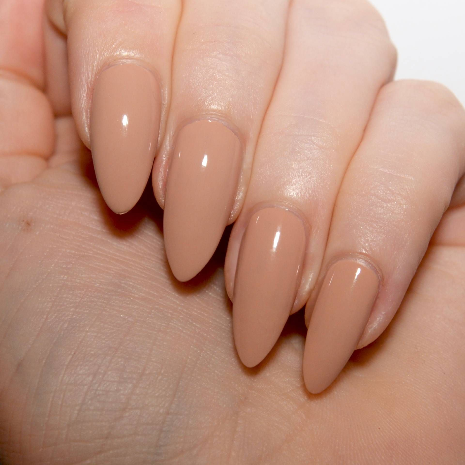 Photo of Essie Gel Couture Ballet Nudes Review // Talonted Lex