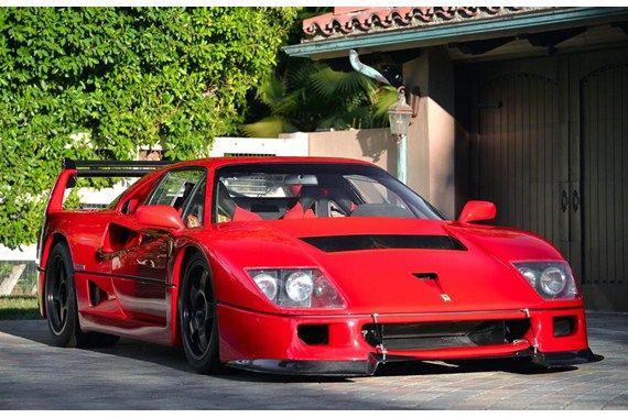 Ferrari F40 For Sale Dupont Registry Ferrari F40 Ferrari Sports Cars