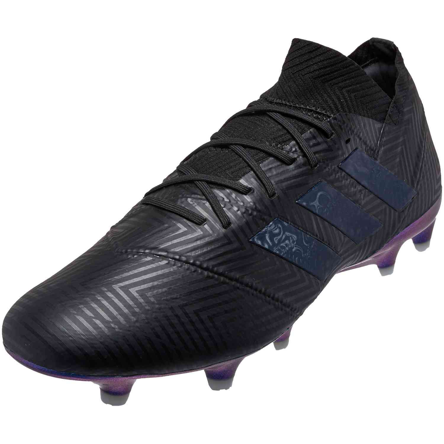 official photos 0314a 5a018 Shadow Mode pack adidas Nemeziz 18.1 At SoccerPro.