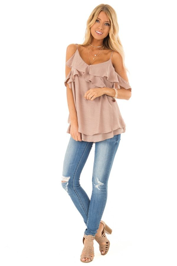 5eb2bd62e81ccf Rounded Hem Essential Tank | S-3XL in 2019 | Top It Off | Outfits, Tops,  Cute tops