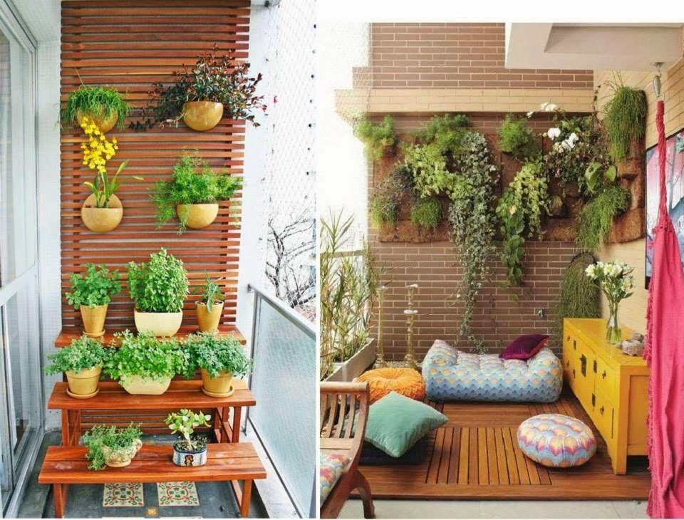 30 Ideas creativas con plantas para decorar tu hogar y jardín - Vida ...