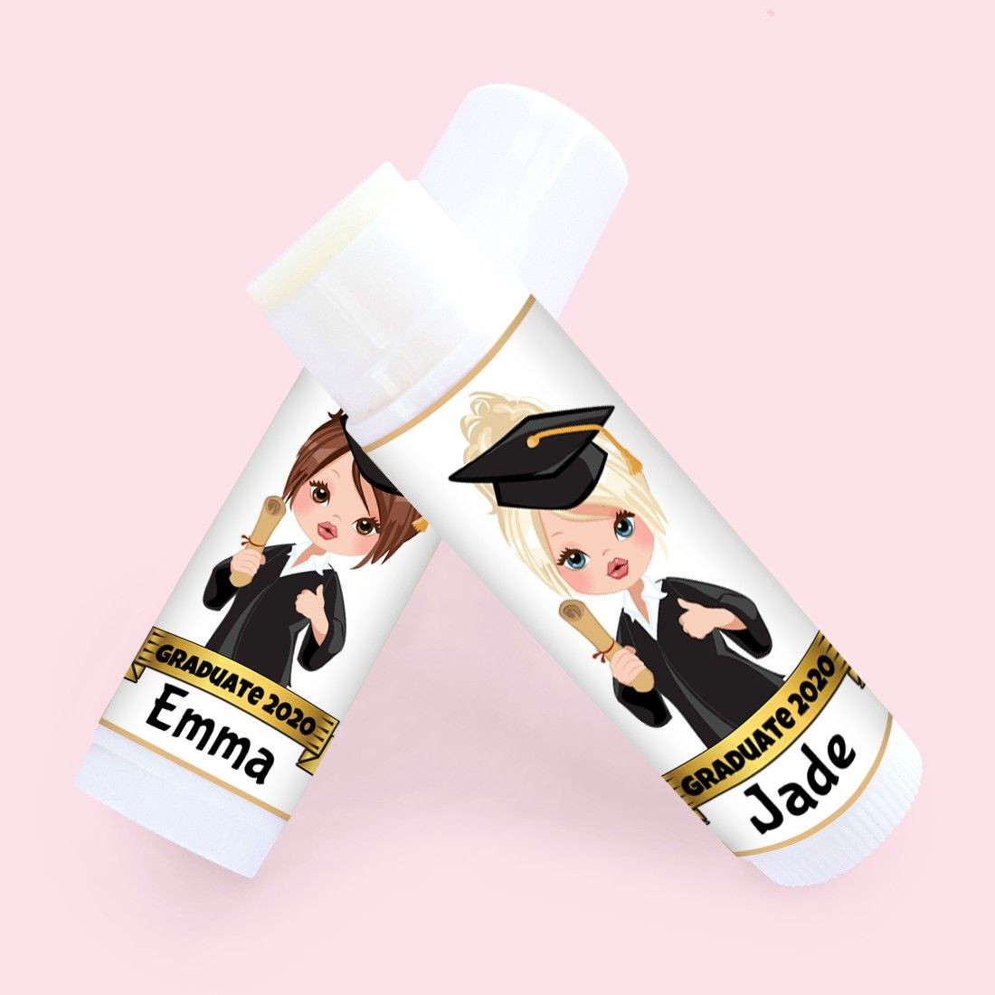 College Gift Graduate 2020 Graduation Gifts For Her Graduation Gift Lip Balm