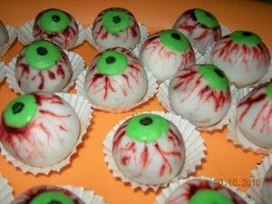 Dolci Halloween.Occhi Di Strega Dolci Halloween Ricette Halloween Halloween