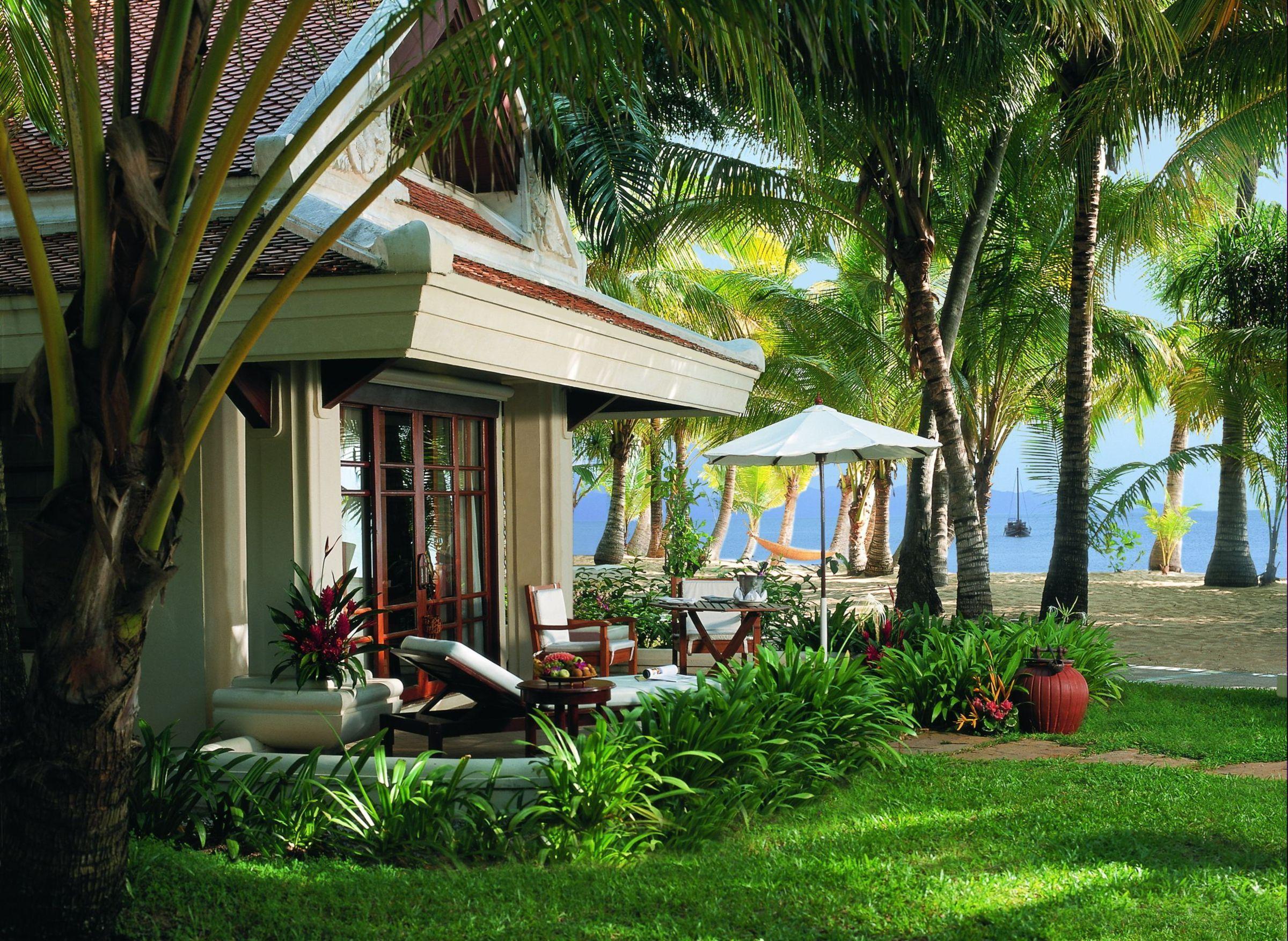 Santiburi Beach Resorts, Golf & Spa, Samui, Thailand ...
