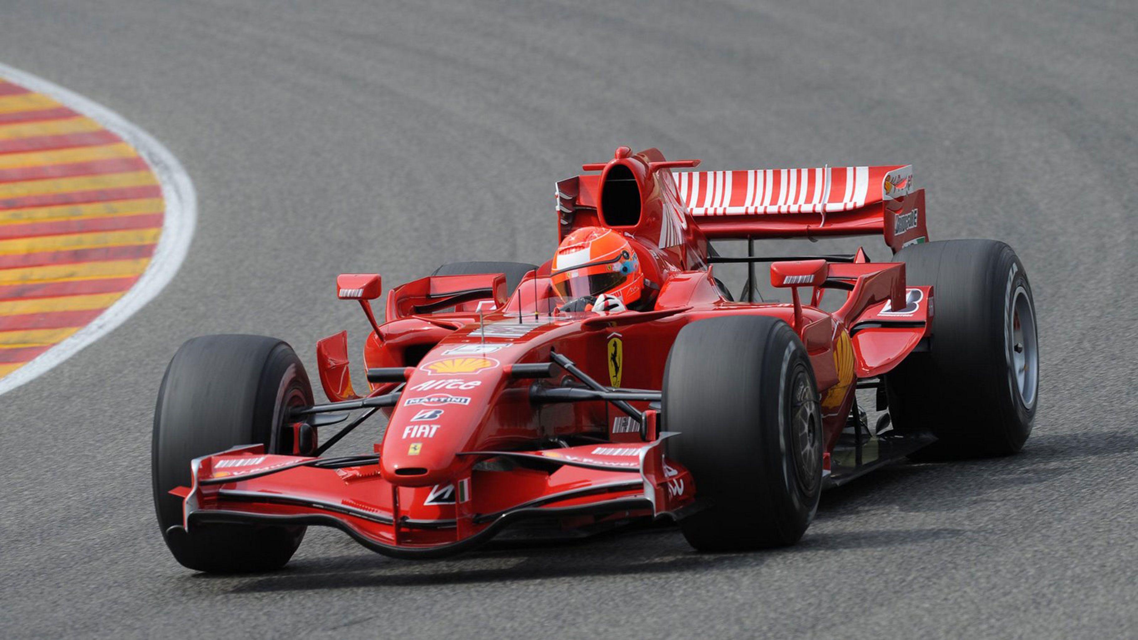 Michael Schumacher, Ferrari F2007 · Michael SchumacherFerrari F1CarFormula  ...