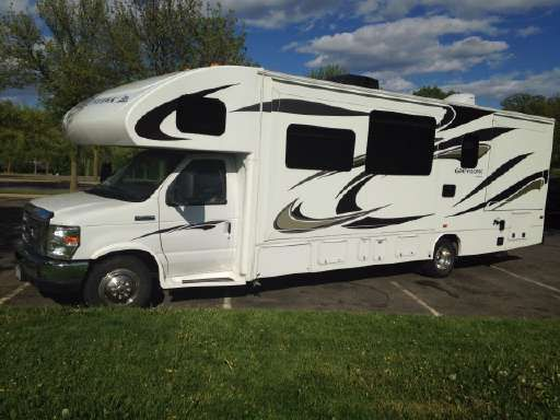 Check Out This 2014 Jayco Greyhawk 29 Listing In Saint Paul Mn