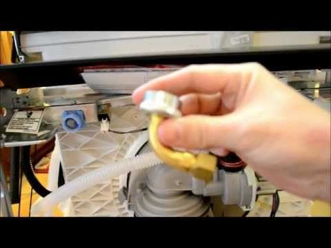 How To Remove Replace A Dishwasher Part Ii Installation