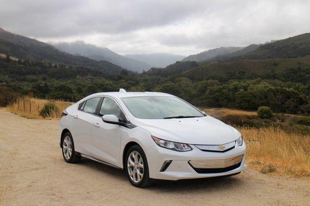 2016 Chevrolet Volt First Drive: Plug-In Hybrid Home Run