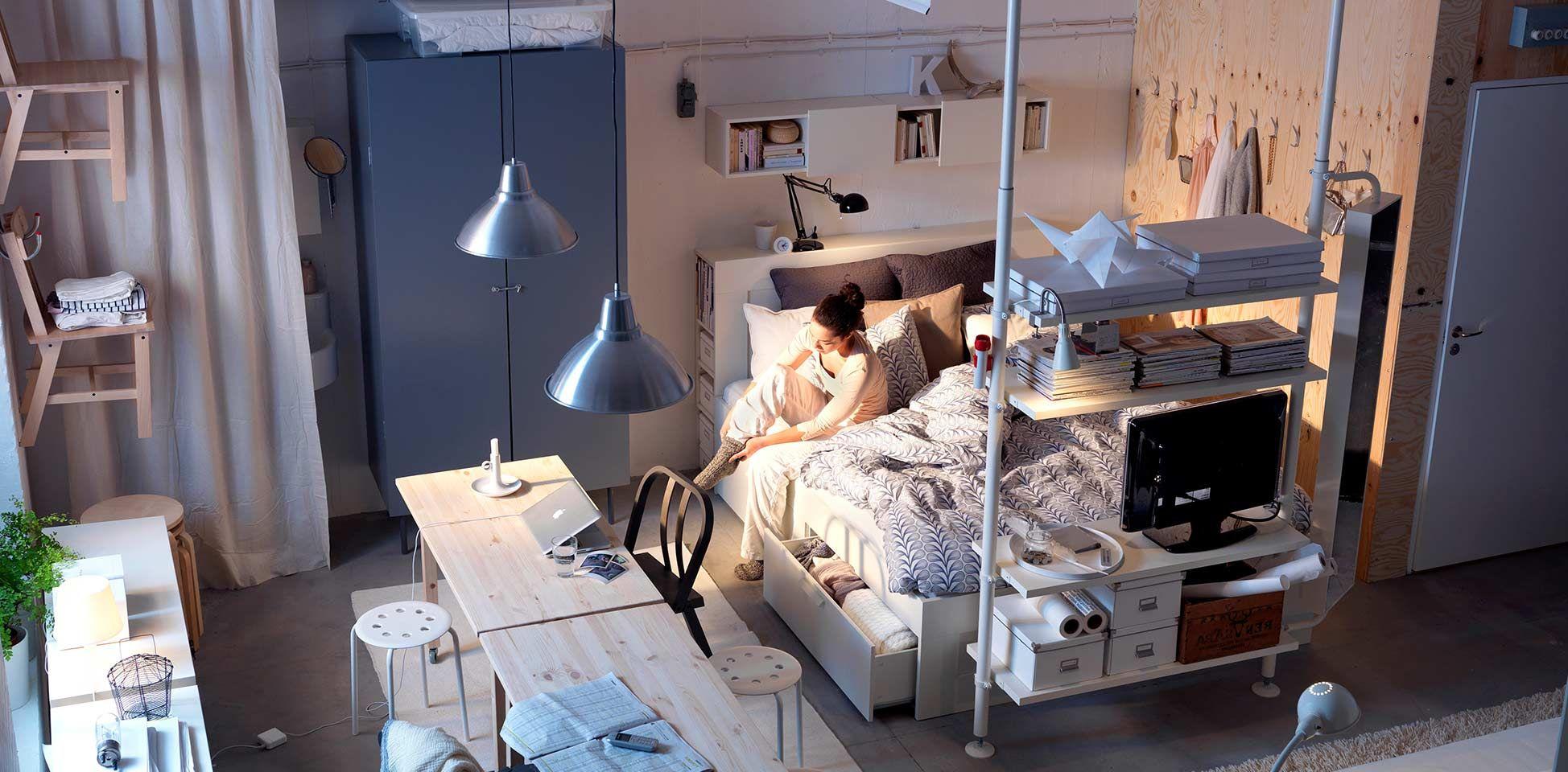 Ideas Para Que Puedes Organizar Tu Piso Peque O Si Eliges Los  # Organizar Muebles