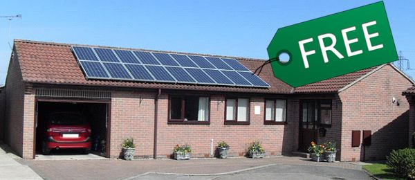 get free electricity for a year with our refer a friend scheme