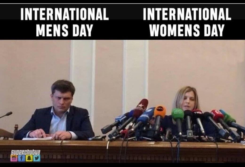 Pin By Nitin Shukla On Memes International Men S Day Men S Day Talk Show