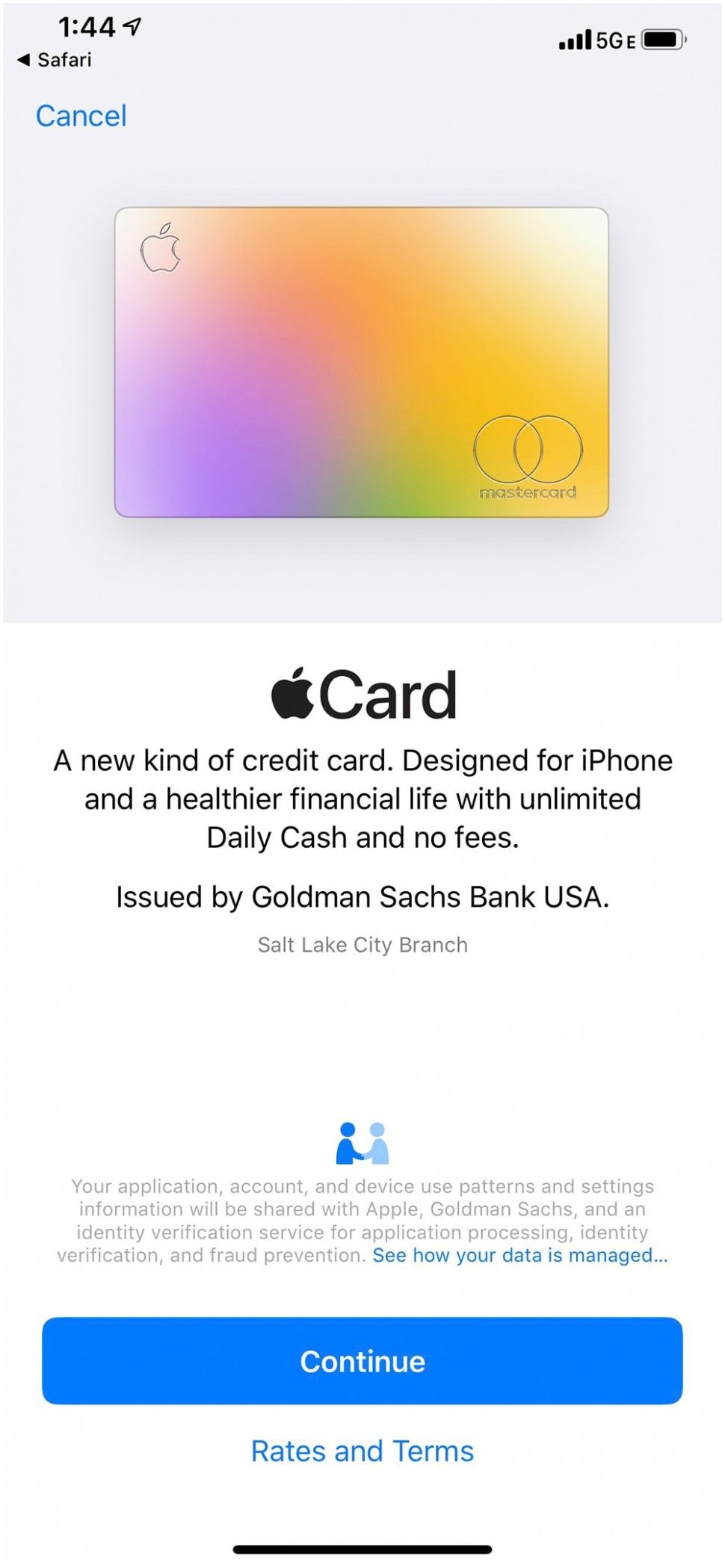 Seven Common Misconceptions About Apple Card Application Apple Card Application Credit Card Cards Application