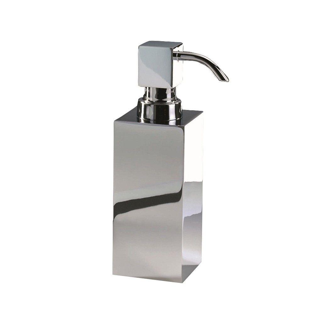 Harmony 410 Soap Dispenser In Chrome Or Satin Nickel Soap Dispenser Dispenser Soap