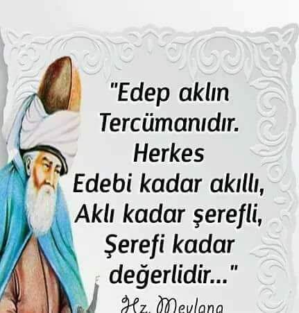 Mevlana Nin Ozlu Sozleri Cok Iyi Abi Cool Words Quotations Leadership Quotes
