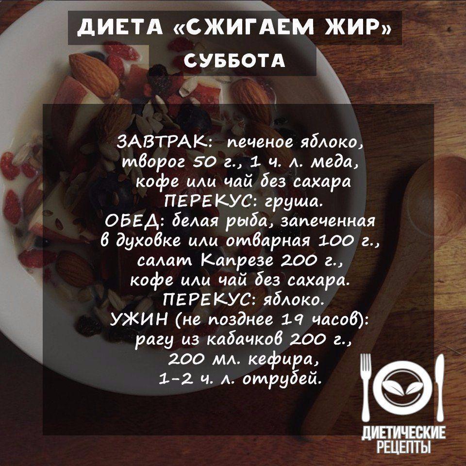 Рецепты Питьевой Диета.