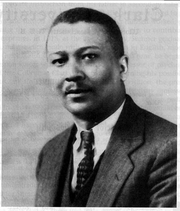 1920 First African American doctorate in psychology
