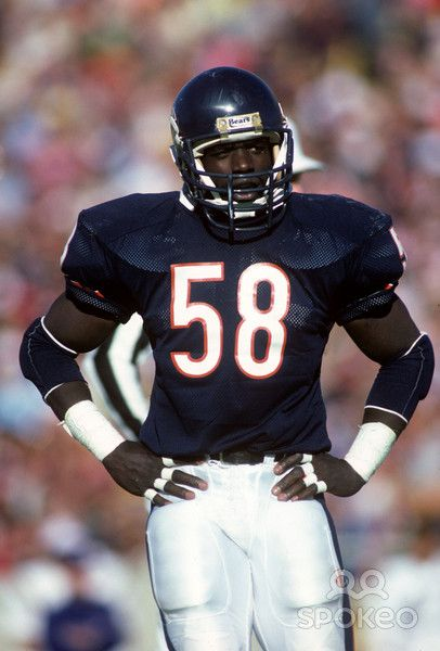 info for 994c4 0e5c3 58, Wilber Marshall-1985, Linebacker | Chicago Bears | Nfl ...