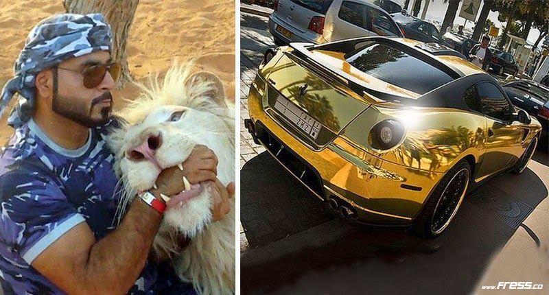 Dubai richest man