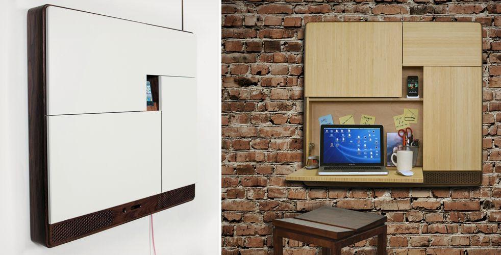 podpad is your new modern workstation | minimal, zuhause und, Möbel