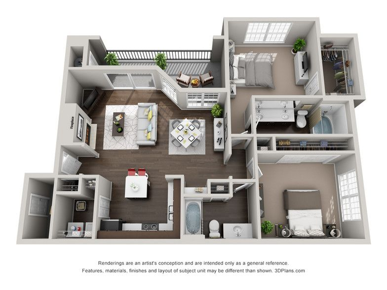 979 Sycamore Springs Rentals Austin Tx Apartments Com Sims House Plans House Layout Plans Sims House Design