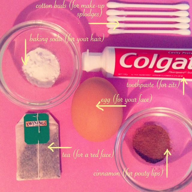 30 out-of-the-ordinary beauty tricks