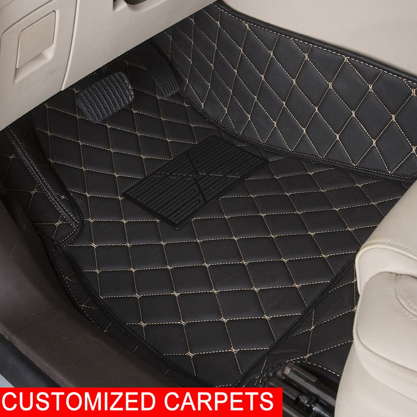 Custom Car Floor Mats For Ford Focus Edge Escape Kuga Fusion