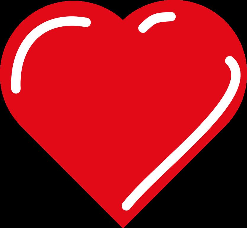 Filelove Heart Symbol Reflectiong Wikimedia Commons Loving