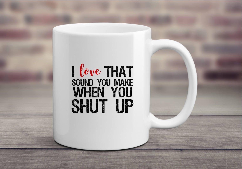 Mug Tea Coffee Rude Funny Cheeky Humour Novelty New Baby Gift Present