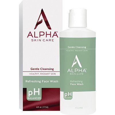 Alpha Skin Care Refreshing Face Wash Ulta Beauty Face Wash Combination Skin Face Wash Skin Care