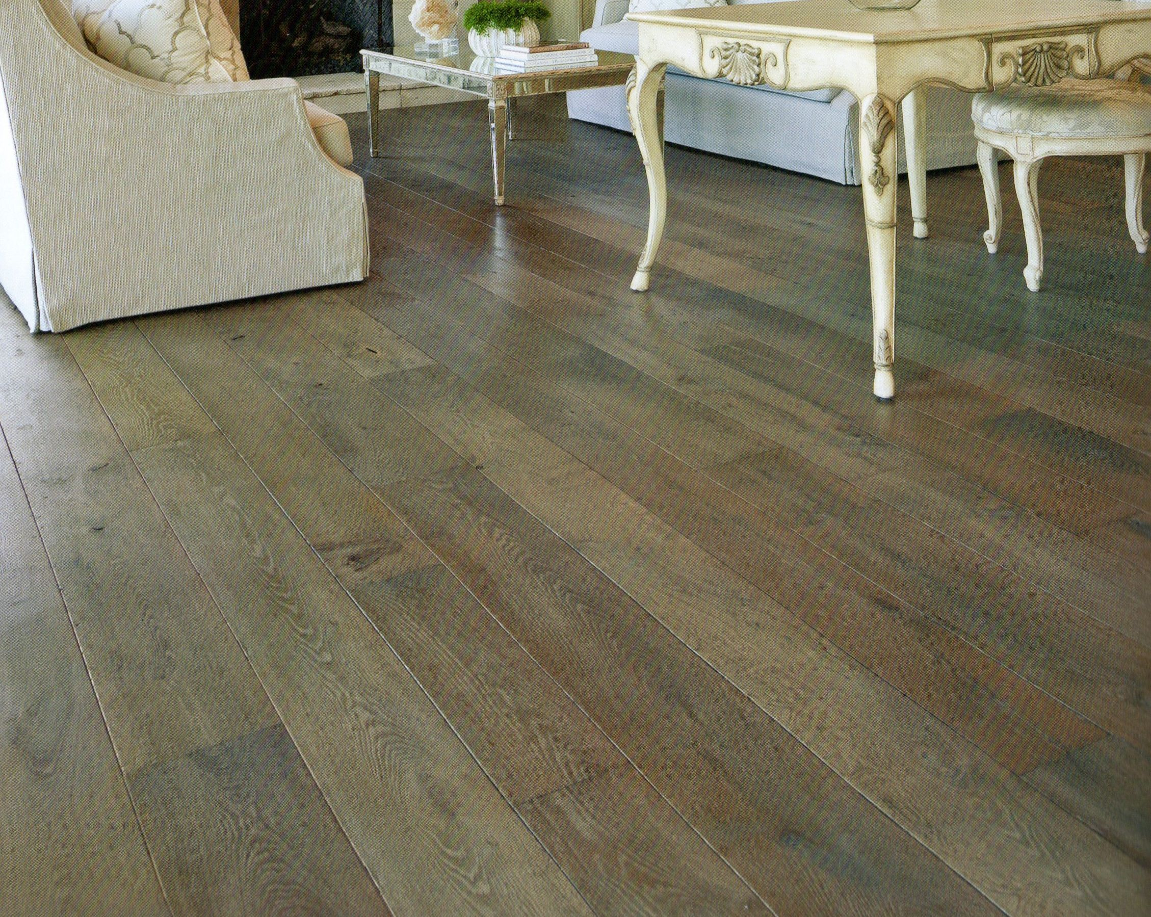 Grey Wood Floors Project The Virginia House Pinterest