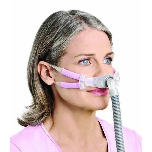 Resmed Swift Fx Bella Nasal Pillow Mask For Her With Headgear
