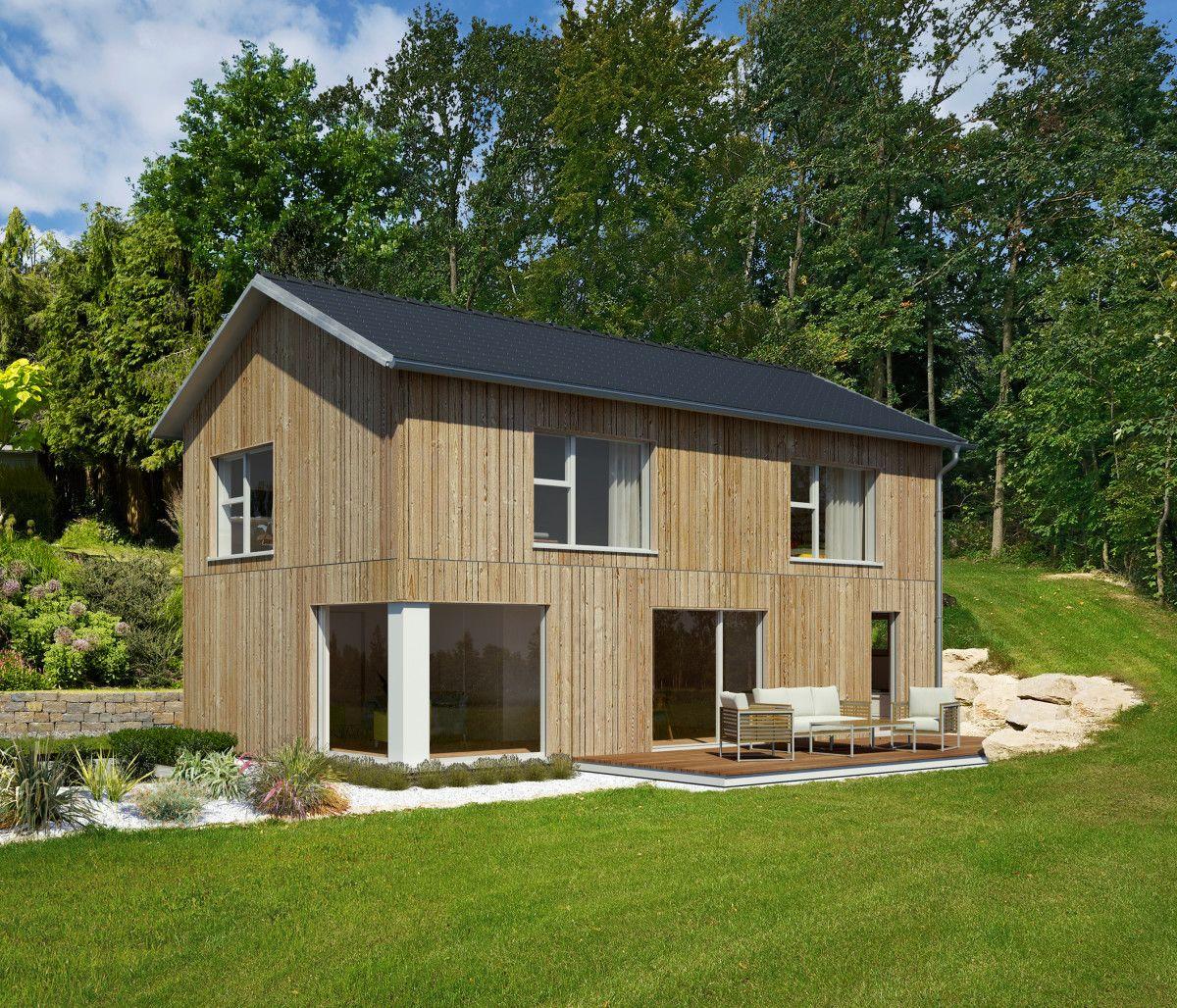 Mein Ideenhaus - Baufritz - http://www.hausbaudirekt.de/haus/mein ...