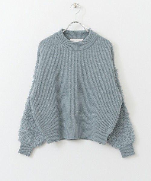 モコモコセーター