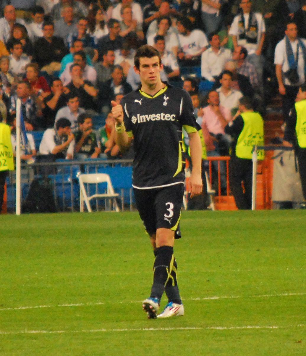 Tottenham Hotspur injury report Bale Injures Hamstring