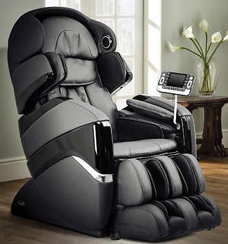Osaki OS3D Pro Cyber Massage Chair Massage chair, Grey