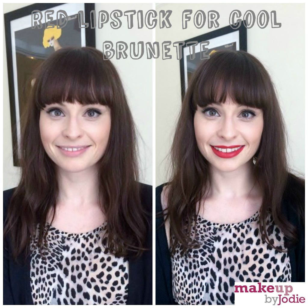 Products We Love Red Lipstick for With Cool