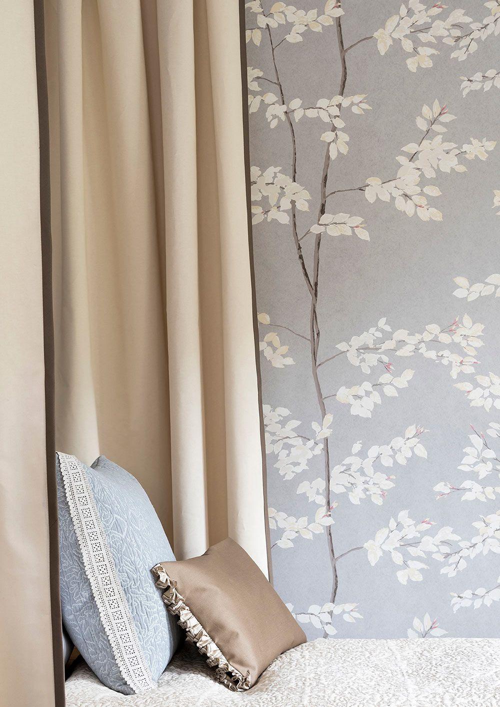 Tree Design Wallpaper Living Room: Home Living Room, Dining Room