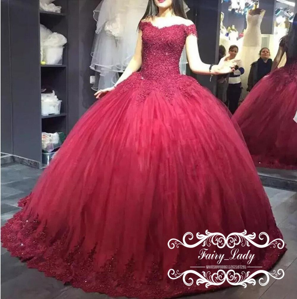 burgundy lace quinceanera dresses for girls exquisite appliques