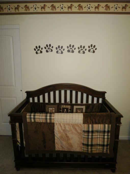 Puppy Room Decor